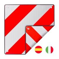 Panneau d'avertissement 2en1 (Espagne et Italie)