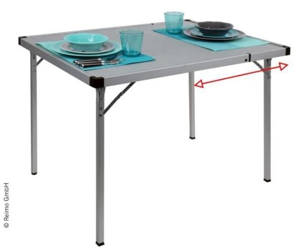 Tisch ausziehbar 94/129cm