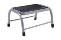 Marche unique en acier, hauteur 25 cm, chargeable jusqu'à 150kg