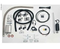 Kit d'installation pour Fiat Ducato Thermo Top EVO Motorcar avan