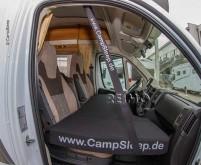 CampSleep-Bett für das Fahrerhaus von Fiat Ducato,  MB Sprinter, u.a.