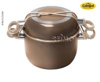 Set de casseroles en aluminium 7 pièces GOLD