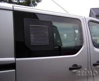 Lüftungsgitter f.Schiebefenster rechts Ren.Trafic+ Opel Vivaro ab 2014