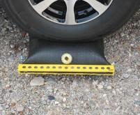 Coussin de compensation Air-Lift jeu de 2 pour camping-car, 4 5x46x2cm