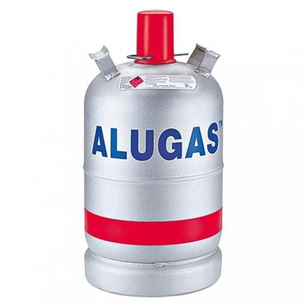 Alugas Gasflasche Aluminium 11 kg (unbefüllt)