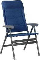 Chaise pliante Westfield Advancer XL bleue