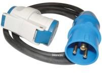 Câble adaptateur de 1,5 m avec prise