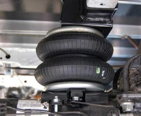 Zusatz-Luftf. Sprinter 409-524 Crafter 35-50 ab06