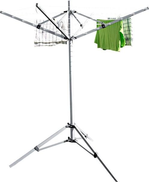Séchoir à linge rotatif Berger, y compris trépied satellite