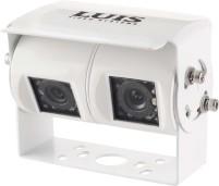Luis Rückfahrkamera mit Doppellinse  weiss