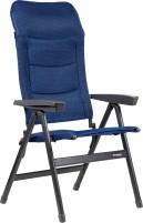 Chaise pliante Westfield Advancer Compact bleu foncé