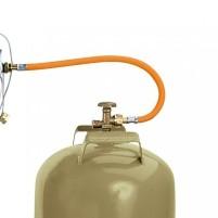 GOK Tuyau haute pression 45 cm / G. 7 pour DuoControl (Brit.POL) pour propane GB G. 7 / 45 cm