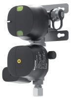 Détendeur vertical de pression de gaz Truma DuoControl CS