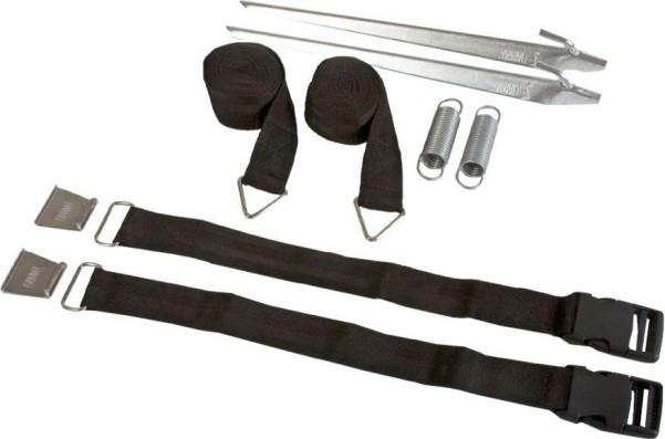 Fiamma Tie Down S Black Spanngurte schwarz