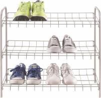 Étagère à chaussures Metaltex Sprinter 3 étagères