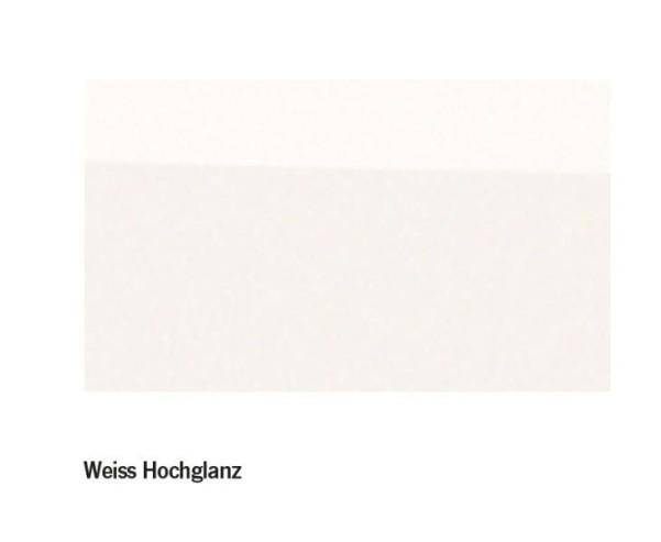Selbstklebende Möbelfolie, 62cmx230cm, Dekor weiss Hochglanz