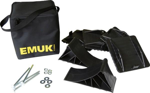 Jeu de cales de roues Emuk type 100
