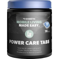 Dometic additif sanitaire PowerCare 16 tabs
