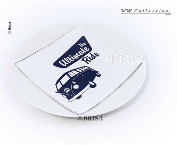 """Serviettes de table VW Collection """"ULTIMATE RIDE"""", 20 pcs."""