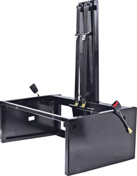 Support de ceinture à 3 points 990 mm