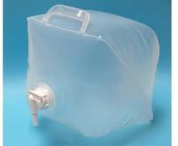 Bidon d'eau pliable 10 L