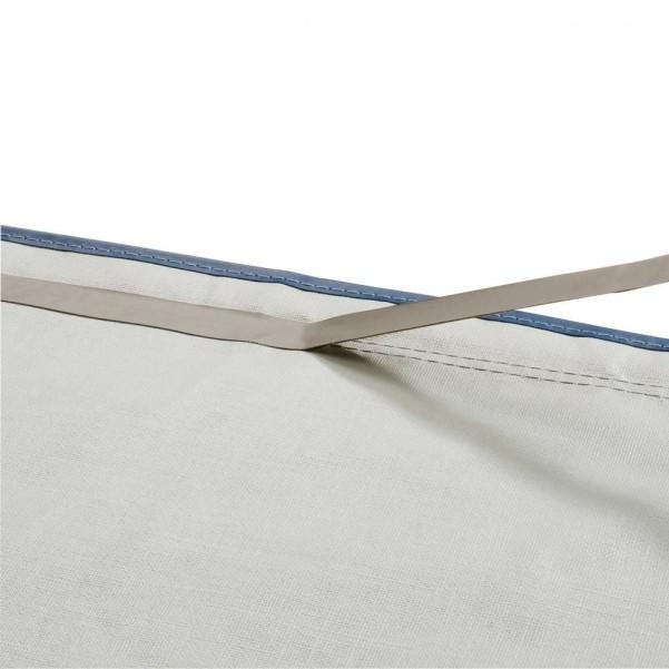 Zeltnaht-Abdichtband grau
