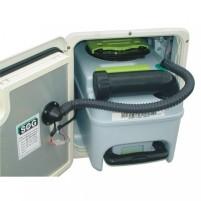 SOG I 12V Toilettenentlüftung Türvariante für Dometic CT3000 / CT4000 | weiss