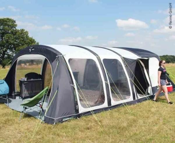 Tente familiale AIREDALE 7, 725x445x225cm, tubes d'air