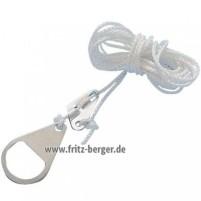 Berger cordes de tente 3 mm 4 pack 4m 4 m