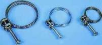 Schlauchschelle für Spiralschlauch 40mm,1