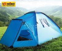 Tente de camping STONEHAM 3 f. 3 personnes 370x220x130cm