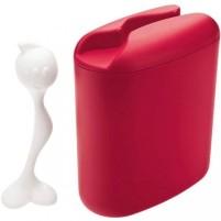 Koziol Pot de stockage Hot Stuff L Red Red | 500 g