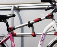 Adaptateur pour cadre de vélo f.Back