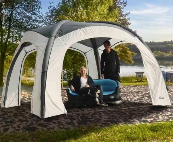 Pavillon/Party-Shelter MESSINA, 3x3m, Luftschläuch e