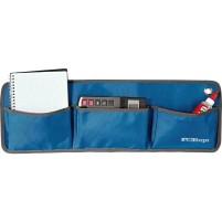 Berger Milo 3 sac à suspendre bleu bleu, gris