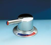 EHM Trend A chrom m. Schalter,SB 10mm Schlauchansc hluss