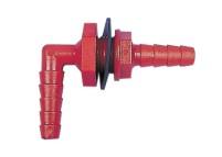 Raccord coudé pour le prélèvement d'eau 10mm