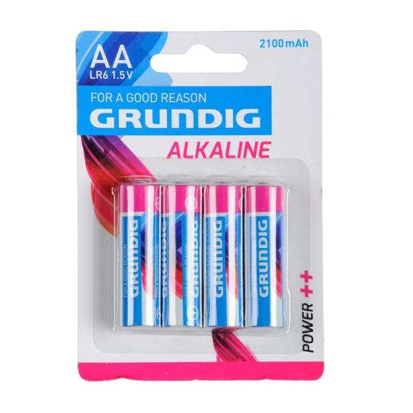 Pile alcaline Grundig Mignon AA