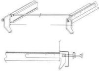 Cate-Adapter für Alkovenaufbau