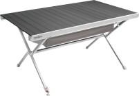 Table de camping en aluminium Brunner Titanium 6 NG2 148 x 79 cm