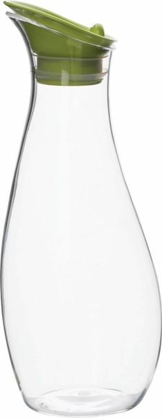 Carafe à couvercle basculant Gimex 1 l lime