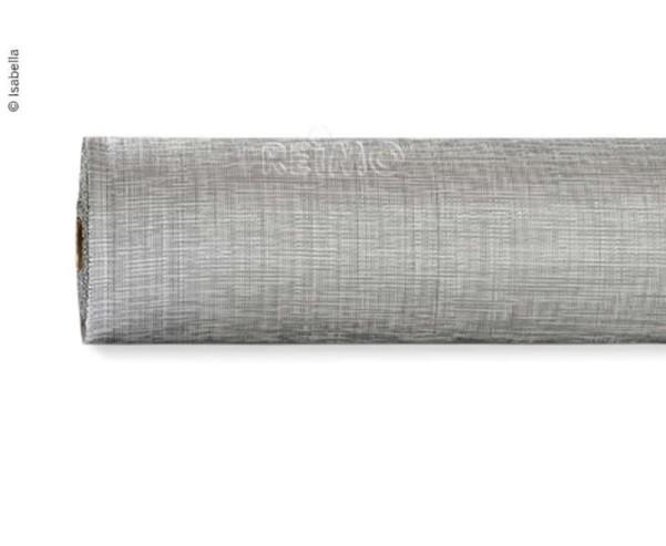 Zeltteppich Regular Freja 50m Rolle, B 2,5m, hellg rau