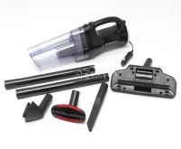 Aspirateur 12Volt/150W, technologie Cyclon, avec accessoires et 4m de câble