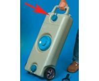 Bouchon à vis avec bande de retenue pour Aqua Mobil 35l et Aqua Con 70l