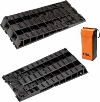 Froli ramp wedge compact set of 2 incl. carrying bag