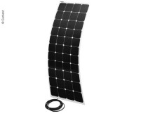 Solarpanel flexibel 160W, 1460x540x3mm, 8m Kabel,  ETFE+TPT, weiss