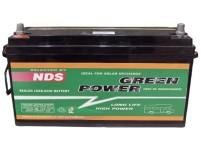 Batterie AGM Green Power 150Ah