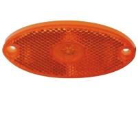 Structure des feux de position latéraux à LED avec réflecteur