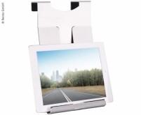 Support pour tablette/smartphone à suspendre dans les cadres de fenêtre, en aluminium