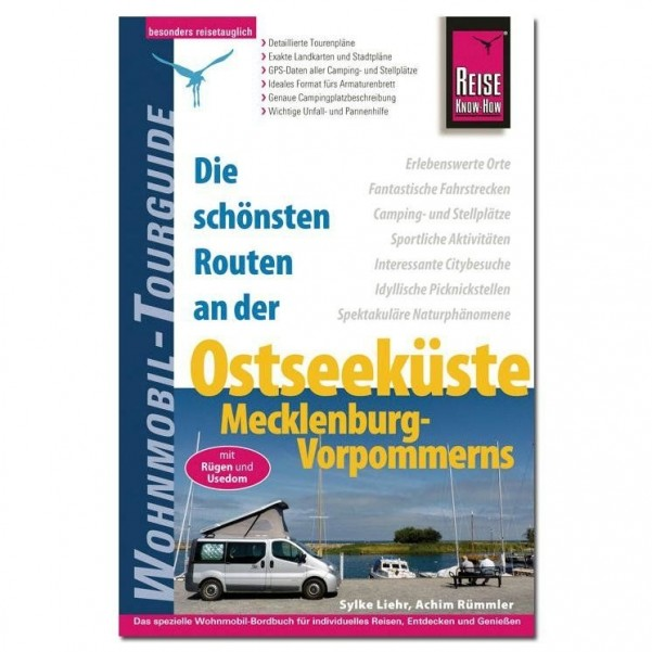 Buch Ostseeküste ReiseKnowHow